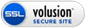 YourDomainName.com is a Volusion Secure Site